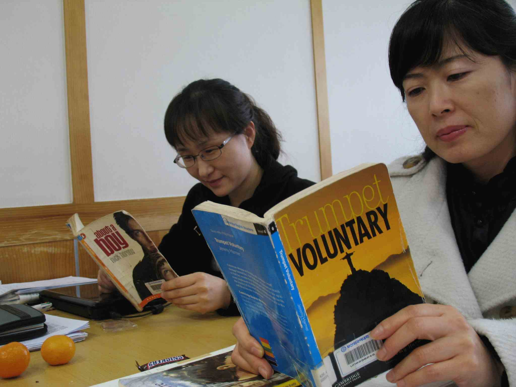 Pusan University of Foreign Studies Extensive Reading Program ...
